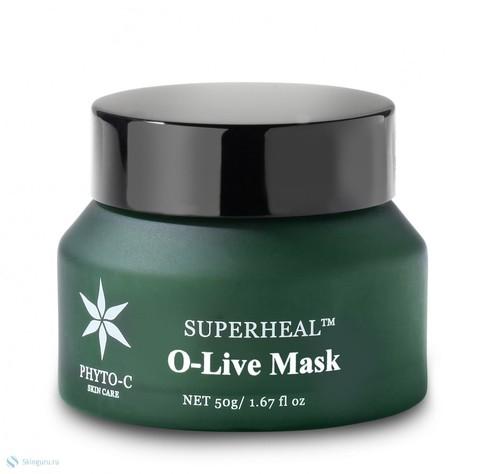 Маска для лица омолаживающая Superheal O-Live Mask — 50 г [WP7-0350]