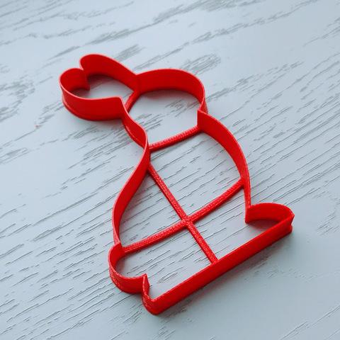 Кролик №1