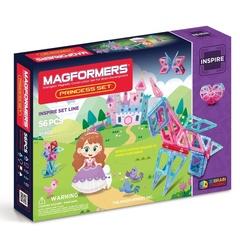 MAGFORMERS Магнитный конструктор Princess Set (63134)