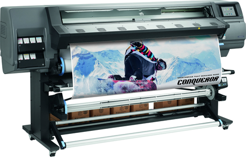 HP Latex 375 Printer