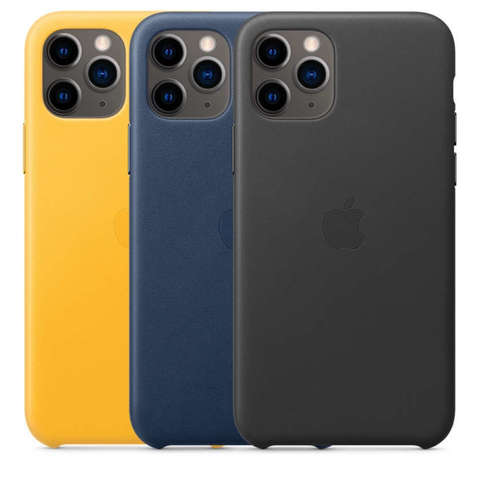 Leather Case for iPhone 11 Pro
