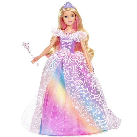Барби Дримтопия Принцесса на Королевском Балу