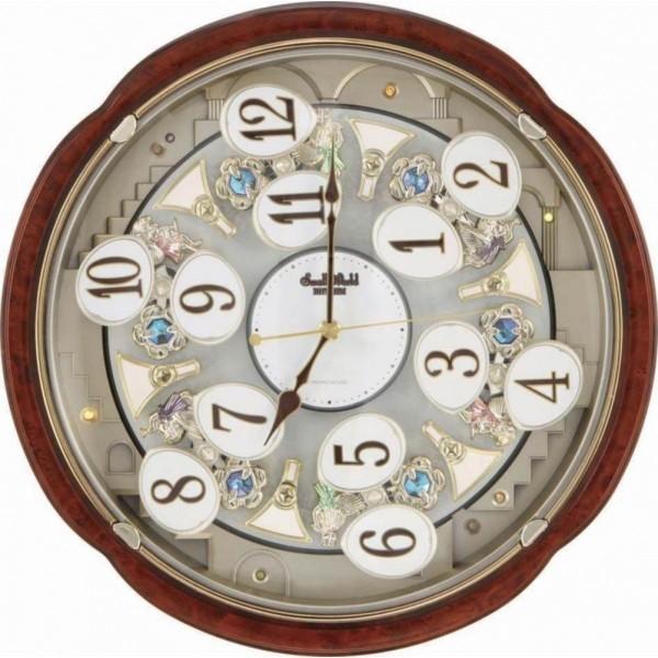 Настенные часы Rhythm 4MH828WD23