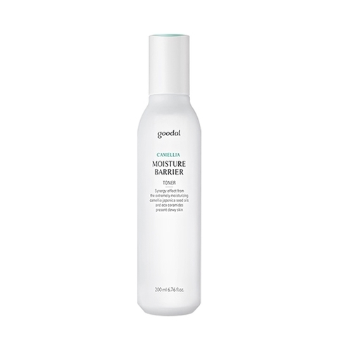Тонер Goodal Camellia Moisture Barrier Toner 200ml