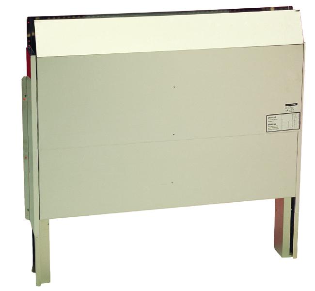 Печь без парогенератора EOS 46 U Compact, фото 1