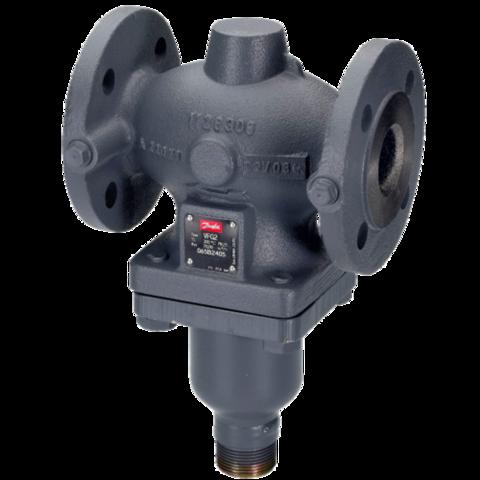 Клапан регулирующий чугун VFG2 Danfoss 065B2388 универсальный Ру16 Ду 15 Kvs=4,0 150 фланц