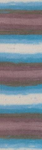 Купить Пряжа Alize Baby Wool Batik Код цвета 6320 | Интернет-магазин пряжи «Пряха»