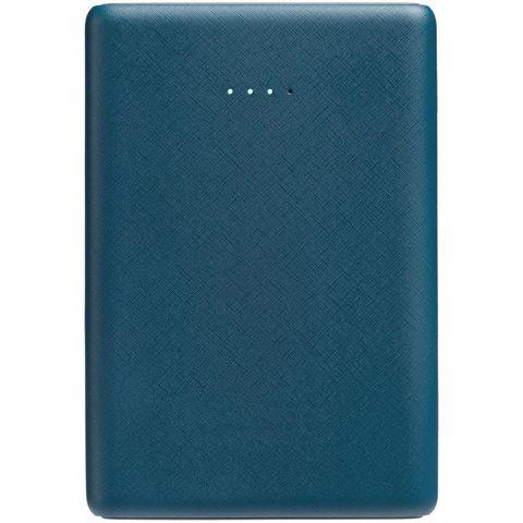 Uniscend Full Feel Color Power Bank 5000 mAh, dark blue