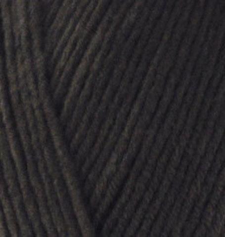 Пряжа Alize Cotton Gold черный 60
