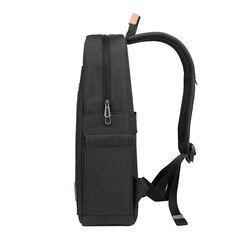 Рюкзак стильный WiWU Pioneer тёмно-серый