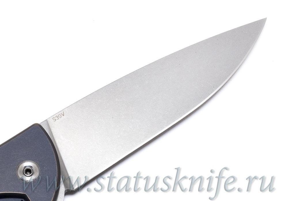 Нож Широгоров Ф95 S30V Нудист - фотография