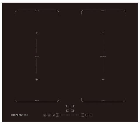 Независимая индукционная варочная панель Kuppersberg ICS 624