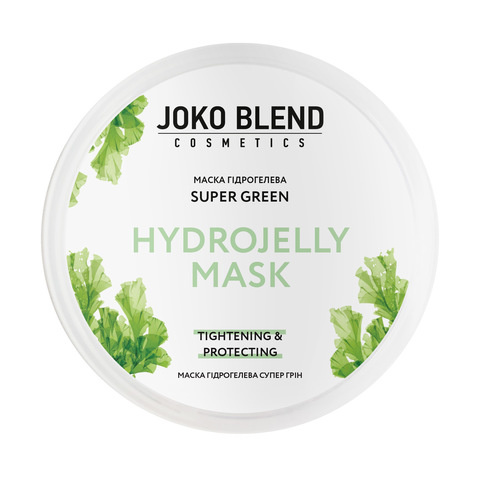 Маска гидрогелевая Super Green Joko Blend 200 г (2)