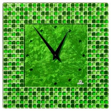 Настенные часы Glass Deco  S–M4