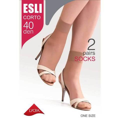 Носки Corto 40 Esli (2 пары)