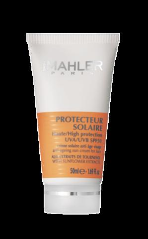 Солнцезащитный анти возрастной крем для лица и тела, PROTECTEUR SOLAIRE SPF20, 150 мл