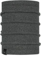 Шарф-труба флисовый детский Buff Neckwarmer Polar Solid Grey Htr