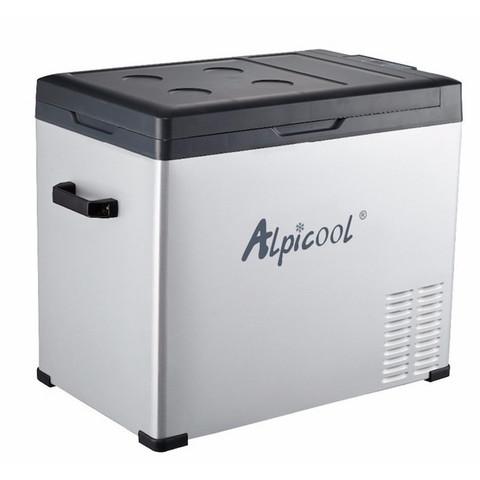 Компрессорный автохолодильник ALPICOOL C50 (50 л.) 12-24-220В
