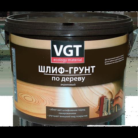 VGT ШЛИФ-ГРУНТ ПО ДЕРЕВУ ВД-АК-0301