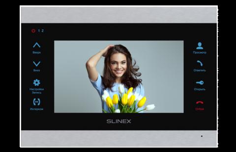 SL-07M Видеодомофон SLINEX