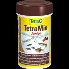 Корм для молоди рыб, TetraMin Junior, в хлопьях, 100 мл
