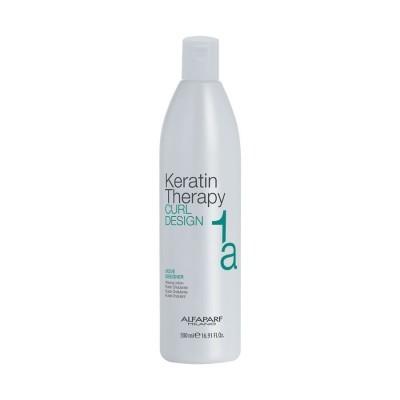 Alfaparf Milano Curl Design: Кератиновый флюид для завивки волос (Move Designer), 500мл