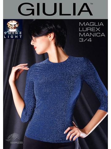 Футболка Maglia Lurex Manica 3/4 Giulia