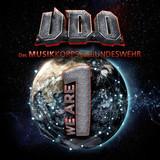U.D.O., Musikkorps Der Bundeswehr / We Are One (Digipack Edition)(RU)(CD)