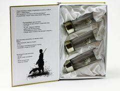 Подарочный набор «Записки охотника» с боекомплектом стопок, фото 4