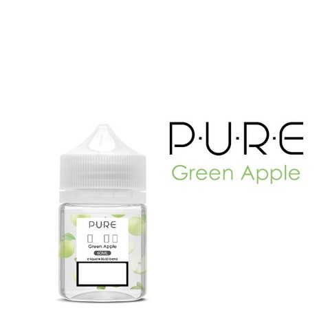 Green apple by PURE 60мл