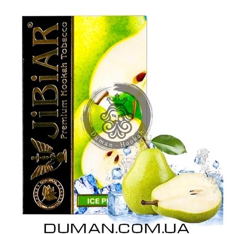 Табак JiBiAR Ice Pear (Джибиар Лед Груша) 50g