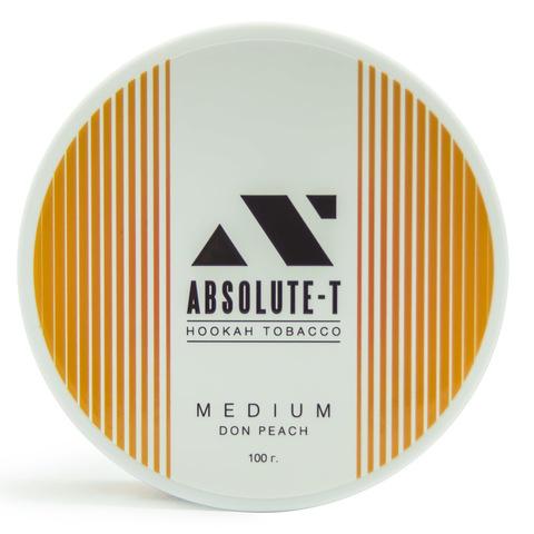Табак Absolute-T Med Don Peach (Персик) 100 г