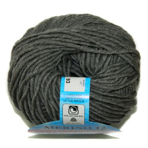 Купить Пряжа BBB Merino 12-50 Код цвета 0303 | Интернет-магазин пряжи «Пряха»