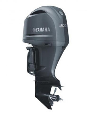 Лодочный мотор Yamaha FL350 AETX
