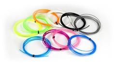ABS пластик для 3D ручки 100 метров (10 цветов по 10 метров)