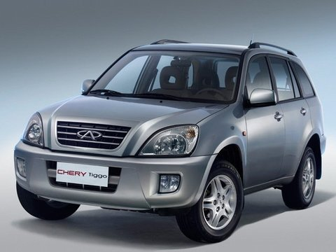Чехлы на Chery Tiggo 2005–2012 г.в.