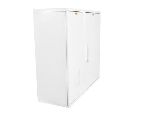 Электротехнический шкаф полиэстеровый IP44 (В600 × Ш600 × Г250) EP с двумя дверьми
