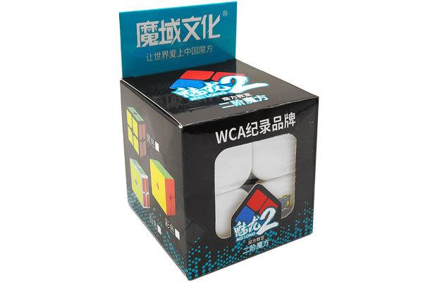 Кубик MoYu MFJS 2x2 MeiLong в упаковке
