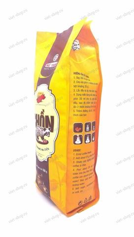 Вьетнамский зерновой кофе Me Trang Weasel Chon (Чон), Kopi Luwak, 500 гр.