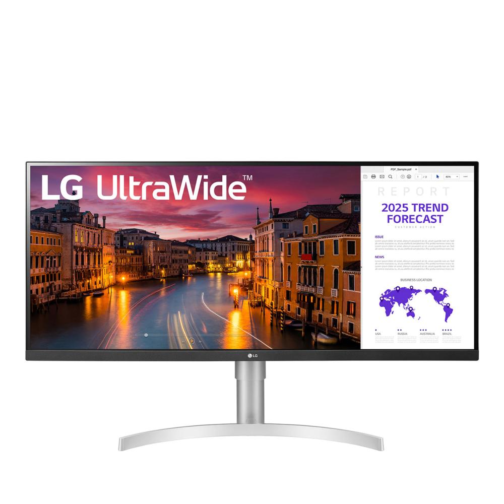 UltraWide IPS монитор LG 34 дюйма 34WN650-W