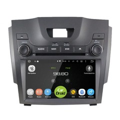 Штатная магнитола на Android 8.0 для Chevrolet S10 Roximo CarDroid RD-1306