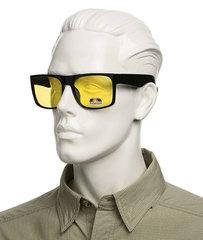 Очки с желтыми поляризованными линзами. Артикул А01. Входят в комплект