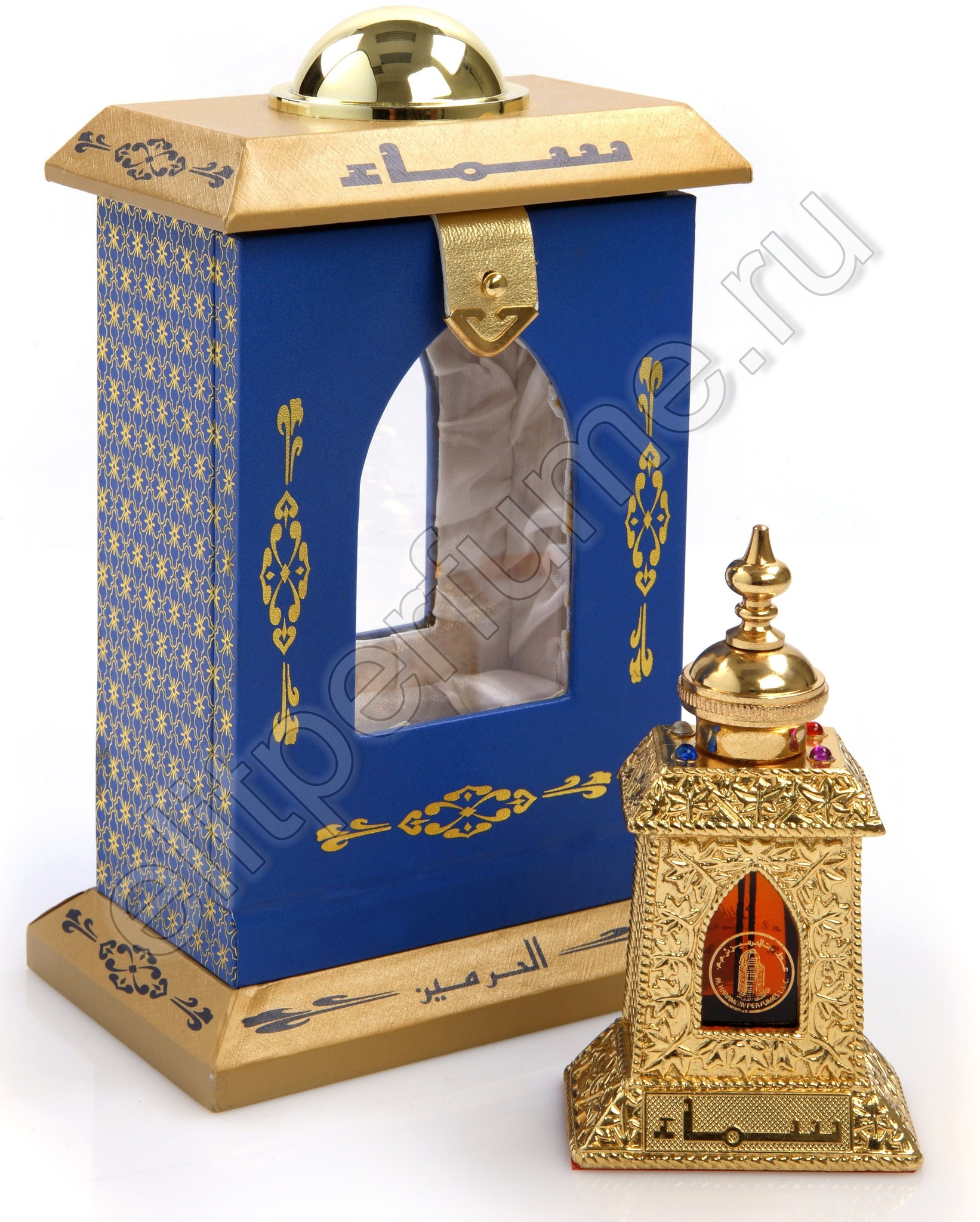 Элитные арабские духи Сема Sama 20 мл арабские масляные духи от Аль Харамайн Al Haramain Perfumes