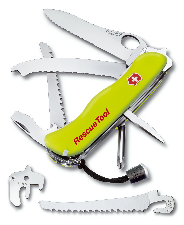 RescueTool One Hand Victorinox (0.8623.MWN)