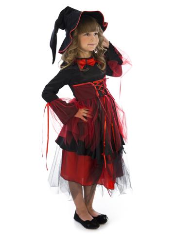 Костюм Ведьма на Хэллоуин 1