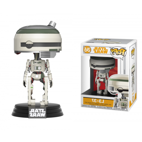 Фигурка Funko POP! Bobble: Star Wars: Solo: L3-37 POP 15 26990