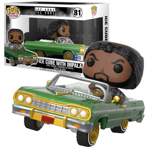 Ice Cube with Impala Funko Pop! || Айс Кьюб на Импале