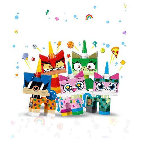 LEGO Unikitty: Коллекционные фигурки серия 1 в ассортименте 41775 — Unikitty! Series 1 Complete Random Set of 1 Character — Лего Юникитти