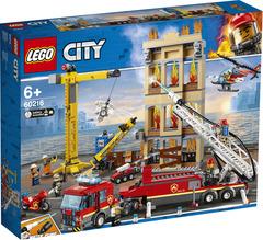 LEGO City Центральная пожарная станция Конструктор