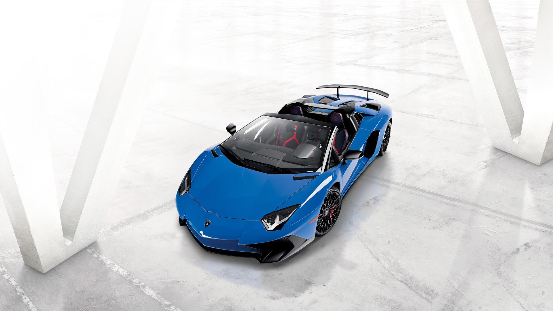 Карбоновый комплект рестайлинга SV Style для Lamborghini Aventador